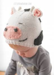 Maybe you would like to learn more about one of these? Cuddly Cow Hat Knitting Pattern Little Red Window