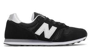 new balance 373 mens. nb 373 modern classics, black with silver \u0026 grey new balance mens s