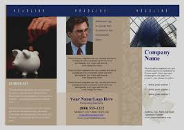 Sample Business Brochure Elegant Sample Of Company Brochure Example Fieldstation Co 1