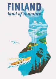 北欧ポスターフィンランド魅力がぎっしり北欧インテリアに必須