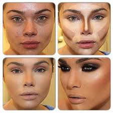 contouring hash on twitter