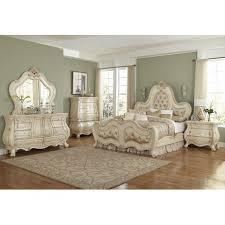 michael amini bedroom. Michael Amini Chateau De Lago 5PC Bedroom Set 4