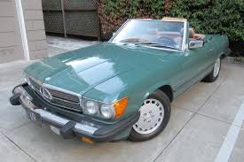 Recent maintenance and repair records show a history of proper care. 48k Mile 1987 Mercedes Benz 560sl For Sale On Bat Auctions Sold For 25 000 On December 17 2019 Lot 26 212 Bring A Trailer