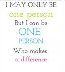 Making A Difference Quotes Classy 48 Best Making A Difference Quotes Images On Pinterest Inspire