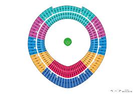 Stadium Seating Chart Washin Optical Print Advert By Grey Baseball Stadium