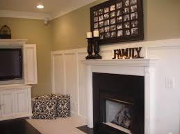 fireplace mantel lighting ideas. attractive living room decoration with tile fireplace surrounds drop dead gorgeous ideas for mantel lighting a