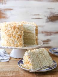 Southern Coconut Cake Recipe Cake Cake Recipes Best Birthday