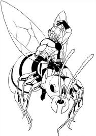 Small Picture Kids n funcom 18 coloring pages of Ant man