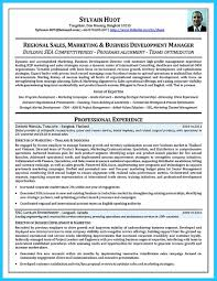Business Development Manager Resume nice Marvelous Things to Write Best Business Development Manager 86