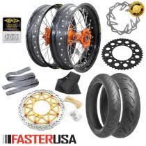 ktm wheelsets supermoto wheels