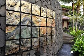 outside wall art outdoor wall art
