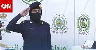 """سعوديون يحتفون بالجندية عبير الراشد: """"بأمثالك نفخر"""" - المؤشر الإقتصادي"""