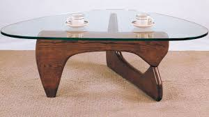 wood pillars for coffee table