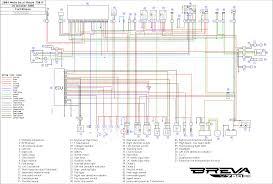 index of schemas electriques pb  breva750 2004