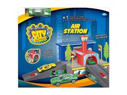 <b>Набор Dave Toy</b>, Аэропорт с 1 машинкой - купить в детском ...