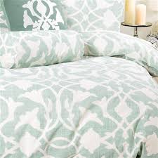 barbara barry poetical duvet cover king cotton percale