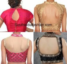 Collar Back Neck Design Collar Neck Blouse Back Neck Patterns Blouse Neck Designs