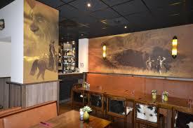 Horeca Art2wall Restaurant Interior Interieur Design Behang