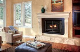two gas insert sizes fit virtually every fireplace
