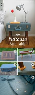 Suitcase Nightstand best 25 suitcase table ideas vintage suitcase 1707 by guidejewelry.us