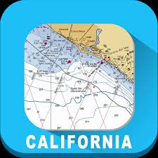 California Nautical Charts California Marine Charts Rnc By Vidur