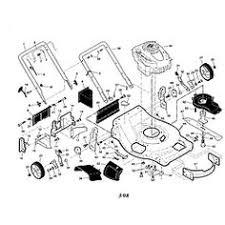 craftsman riding mower electrical diagram re cub cadet lt1045 craftsman mower engine housing handle parts