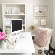 feminine home office. Every Female Creative Deserves A Beautiful And Inspiring Home Office. Designed With The Soul At Heart, This Office Speaks To My Need See Pretty Feminine
