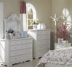 White Wood Furniture Cozy Popular Stunning Bedroom Set Pleasant ...