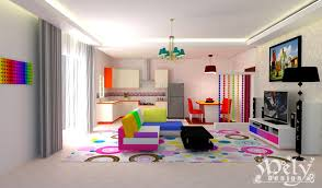 colorful living rooms. Colorful Living Room By Melyani Rooms