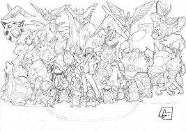 All Legendary Pokemon Coloring Pages Coloring Pages