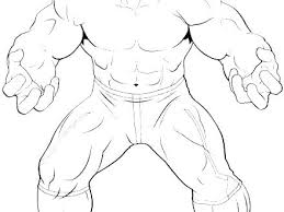 Red Hulk Coloring Pages Wikipharminfo