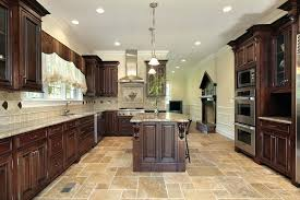 Kitchen Attractive Mahogany Kitchen Cabinets Custom Made Solid Wood Teak Pine Sapele