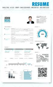 Infographic Resume Template Resume Template Best Resume Template ...