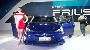 new car 2016 toyotaToyota Prius at Auto Expo 2016  Toyota  Pinterest  Toyota