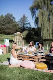 how to throw a boho garden party