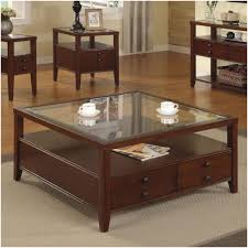 Square Coffee Table Set Furniture Large Coffee Table Sale Anywhere Tuscan Brown Square