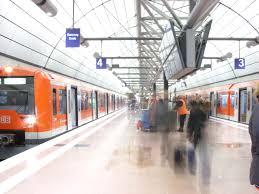 Gare de l'aéroport de Hambourg