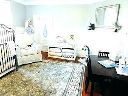 nursery area rug organic rugs for baby room white carpet sample decor size