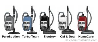 Miele Canister Vacuum Comparison Chart Miele Blizzard Cx1 Powerline Reviewing A Fresh Bagless