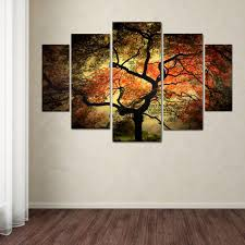 trademark fine art japanese by philippe sainte laudy 5 panel wall art set