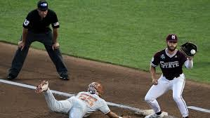You can find him on twitter. Mississippi State Baseball Feels Good Heading Into Rematch With Texas