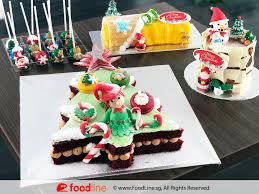 Eatzi Gourmet Bakery Christmas Specialty Cakes Review Foodline