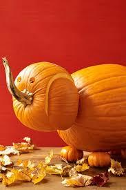 Elephant Pumpkin Carving Pattern Custom 48 Cool Pumpkin Carving Designs Creative Ideas For JackO'Lanterns