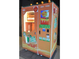 Vending Machine Distributor And Suppliers Magnificent Orange Juice Vending Machine Distributors Manufacturer Absolute