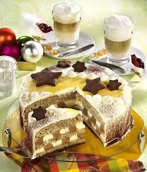 Eggnog Nougat Cake Recipe