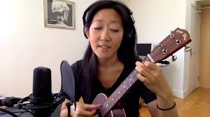 Day 10 Just Like Heaven The Cure ukulele cover.