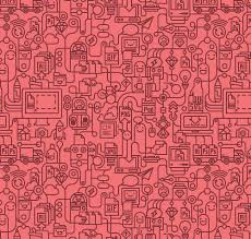 Free Patterns Simple Pattern Design 48 Seamless Free Vector Patterns Pattern And