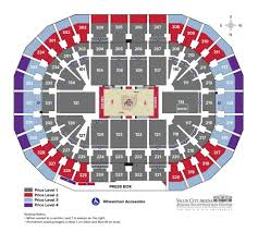 Schottenstein Arena Seating Chart 56 Faithful Osu Schottenstein Arena Seating Chart