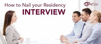 how to nail your optometry residency interviews just the thought of interviewing for residency positions can bring on a lot of stress and anxiety optometry residency programs have become very competitive