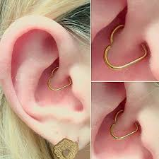 Ear Piercing Chart Ear Piercing Chart 17 Types Explained Pain Level Price